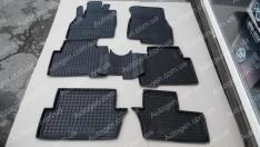 Коврики салона Mitsubishi Grandis (7 мест) (2003-2011)  (7шт) (Avto-Gumm)
