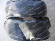 Подкрылки Peugeot Boxer 2 (2006->) (Передние 2шт.) (Mega-Locker)