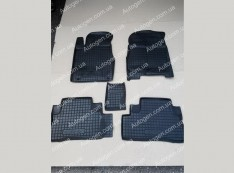 Коврики салона Honda CR-V 3 (2006-2012) (5шт) (Avto-Gumm)