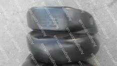 Подкрылки Hyundai Accent 4 (Solaris) (2010->) (Задние 2шт.) (Mega-Locker)
