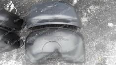 Подкрылки Chevrolet Lacetti SD  UN (2004-2013) (передние 2шт.) (Mega-Locker)