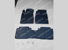 Коврики салона Honda CR-V 4 (2012->) (4шт) (Avto-Gumm)