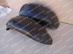 Подкрылки Mazda 2 (2002-2008) (Задние 2шт.) (Nor-Plast)