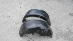 Подкрылки Mazda 3 (2009-2013) (Задние 2шт.) (Nor-Plast)