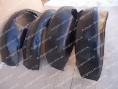 Подкрылки Seat Toledo 2 (1999-2004) (4шт) (Nor-Plast)