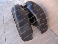 Подкрылки Seat Toledo 2 (1999-2004) (Задние 2шт.) (Nor-Plast)