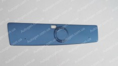 Решетка радиатора зимняя Fiat Doblo 1 (2004-2010) Матовая