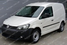 Подкрылки Защита Локера Volkswagen Caddy (c 2004 года)