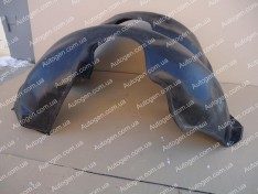 Подкрылки BMW E36 (1990-2000) (Передние 2шт.) (Nor-Plast)