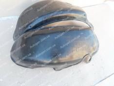 Подкрылки Ford Fusion (2002-2012) (Задние 2шт.) (Nor-Plast)