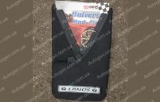 Брызговики универсальные Daewoo Lanos (1997->) ( 2шт.) (с надписью)