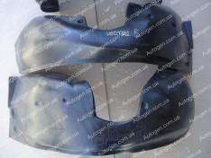 Подкрылки Opel Vectra B (1995-2002) (Передние 2шт.) (Nor-Plast)