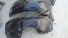 Подкрылки Kia Cerato 1 (2004-2008) (Передние 2шт.) (Nor-Plast)