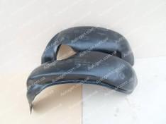 Подкрылки Kia Rio 1 (2000-2005) (Задние 2шт.) (Nor-Plast)