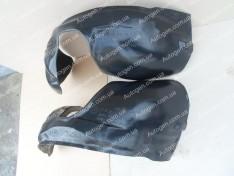 Подкрылки Kia Rio 1 (2000-2005) (Передние 2шт.) (Nor-Plast)
