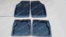 Коврики салона Nissan Tiida 1, Nissan Tiida 2, Nissan Tiida 3 (4шт)