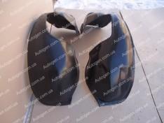 Подкрылки Nissan Almera N16 (2000-2006) (Передние 2шт.) (Nor-Plast)