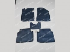 Коврики салона Hyundai ix35 (2010-2015) (5шт) (Avto-Gumm)