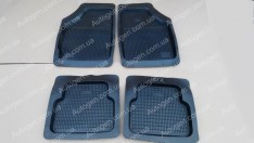 Коврики салона Volkswagen Caddy 2, Volkswagen Caddy 3, Volkswagen Caddy 4 (4шт)