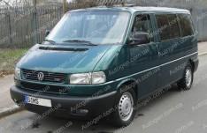 Гибка порогов Volkswagen T4 (1990-2003)