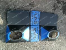 Полка акустическая ВАЗ 2108, ВАЗ 2109, ВАЗ 2113, ВАЗ 2114 синяя