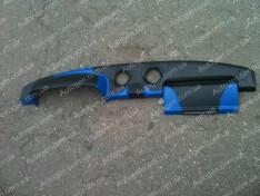 Накладка на панель ВАЗ Нива 2121 синяя