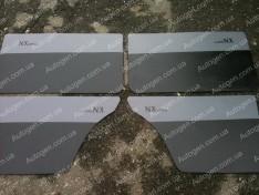 Обшивка дверей карты ВАЗ 2101, ВАЗ 2102, ВАЗ 2103, ВАЗ 2104, ВАЗ 2105, ВАЗ 2106, ВАЗ 2107 серая