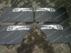 Обшивка дверей карты ВАЗ 2101, ВАЗ 2102, ВАЗ 2103, ВАЗ 2104, ВАЗ 2105, ВАЗ 2106, ВАЗ 2107 черная