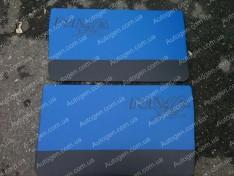Обшивка дверей карты ВАЗ Нива 2121, 21213 тайга синяя