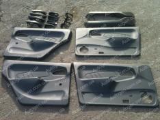 Обшивка дверей карты ВАЗ 2109, ВАЗ 21099, ВАЗ 2115 завод пластик