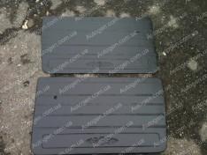 Обшивка дверей карты ВАЗ Нива 2121, 21213 тайга завод черные