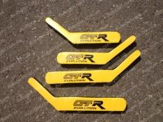 Ручки подлокотники ВАЗ 2101, ВАЗ 2102, ВАЗ 2103, ВАЗ 2104, ВАЗ 2105, ВАЗ 2106, ВАЗ 2107 желтые
