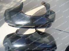 Подкрылки Mazda 626 GF / GW (1997-2002) (Задние 2шт.) (Nor-Plast)
