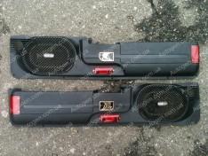 Акустические карманы дверей ВАЗ 2101, ВАЗ 2102, ВАЗ 2103, ВАЗ 2104, ВАЗ 2105, ВАЗ 2106, ВАЗ 2107 пластик подсветка