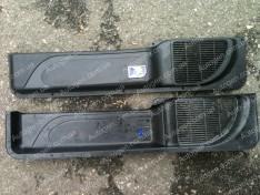 Акустические карманы дверей ВАЗ Нива 2121, 21213 тайга пластик