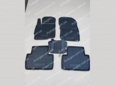 Коврики салона Mitsubishi Outlander 3 (2012->) (5шт) (Avto-Gumm)