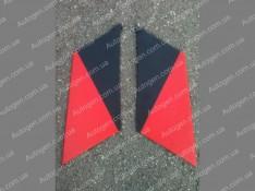 Обшивка задних стоек ВАЗ 2101, ВАЗ 2103, ВАЗ 2105, ВАЗ 2106, ВАЗ 2107 красная