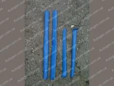 Обшивка лобовой и центральной стойки ВАЗ 2101, ВАЗ 2102, ВАЗ 2103, ВАЗ 2104, ВАЗ 2105, ВАЗ 2106, ВАЗ 2107 синяя