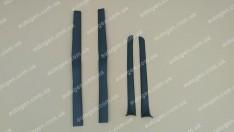 Обшивка лобовой и центральной стойки ВАЗ 2101, ВАЗ 2102, ВАЗ 2103, ВАЗ 2104, ВАЗ 2105, ВАЗ 2106, ВАЗ 2107 черная