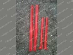 Обшивка лобовой и центральной стойки ВАЗ 2101, ВАЗ 2102, ВАЗ 2103, ВАЗ 2104, ВАЗ 2105, ВАЗ 2106, ВАЗ 2107 красная