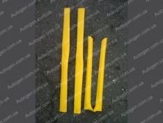 Обшивка лобовой и центральной стойки ВАЗ 2101, ВАЗ 2102, ВАЗ 2103, ВАЗ 2104, ВАЗ 2105, ВАЗ 2106, ВАЗ 2107 желтая