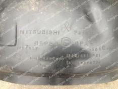 Подкрылки Mitsubishi Pajero 2 (1991-1999) (Передние 2шт.) (Nor-Plast)