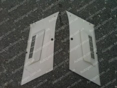 Обшивка задних стоек ВАЗ 2101, ВАЗ 2103, ВАЗ 2105, ВАЗ 2106, ВАЗ 2107 завод пластик дорогая