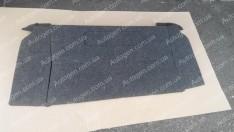 Полка акустическая ВАЗ 2108, ВАЗ 2109, ВАЗ 2113, ВАЗ 2114 карпет с опорами