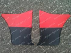 Уголки ног ВАЗ 2101, ВАЗ 2102, ВАЗ 2103, ВАЗ 2104, ВАЗ 2105, ВАЗ 2106, ВАЗ 2107 красные