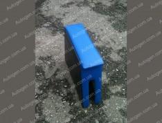 Подлокотник бар ВАЗ 2101, ВАЗ 2102, ВАЗ 2103, ВАЗ 2106 синий обычный