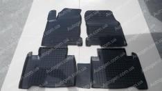 Коврики салона Lexus NX (hybrid)  (2014->) (4шт) (Avto-Gumm)