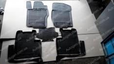 Коврики салона Mercedes W164 ML  (2005-2011) (5шт) (Avto-Gumm)