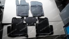 Коврики салона Mercedes X164 GL  (2006-2012) (5шт) (Avto-Gumm)