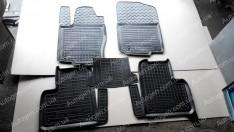 Коврики салона Mercedes W166 ML  (2011-2015) (5мест) (5шт) (Avto-Gumm)